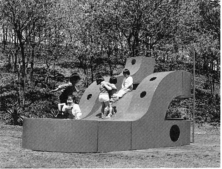 community play structure